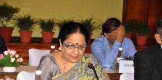 CBI conducts raids at former environment minister Jayanthi Natarajan's Chennai residence
