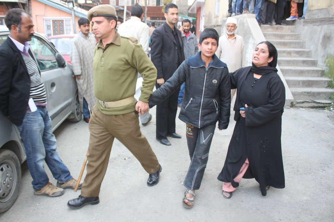 Kashmir juveniles