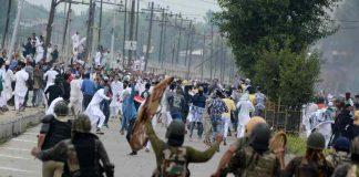 Clashes in South Kashmir after security forces gun down Lashkar terrorist