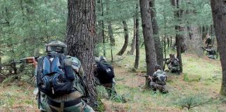 Two Hizbul militants killed, one arrested during encounter in J&K's Kulgam district