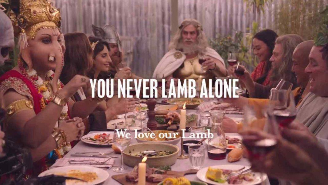 Lamb ganesh