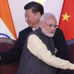 Modi and Jinping