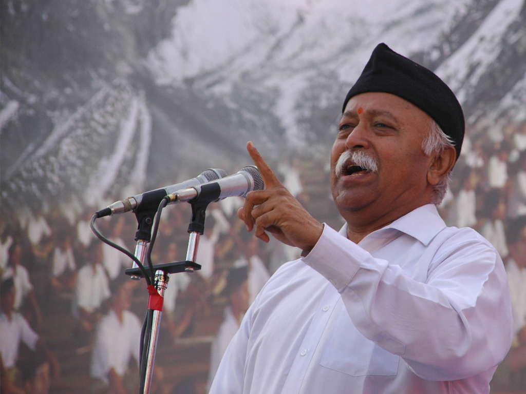 RSS: 'Cow protection to increase; Vigilantes not culprits but victims of violence'