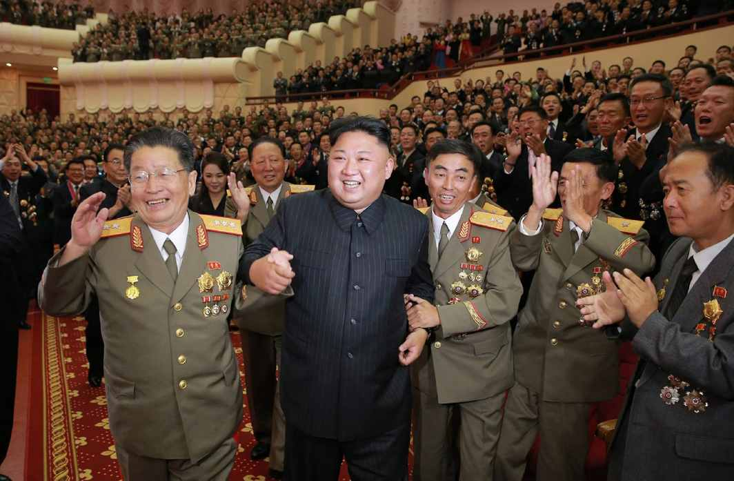 North Korea Vows 'Powerful Counter Measures' to Sanctions