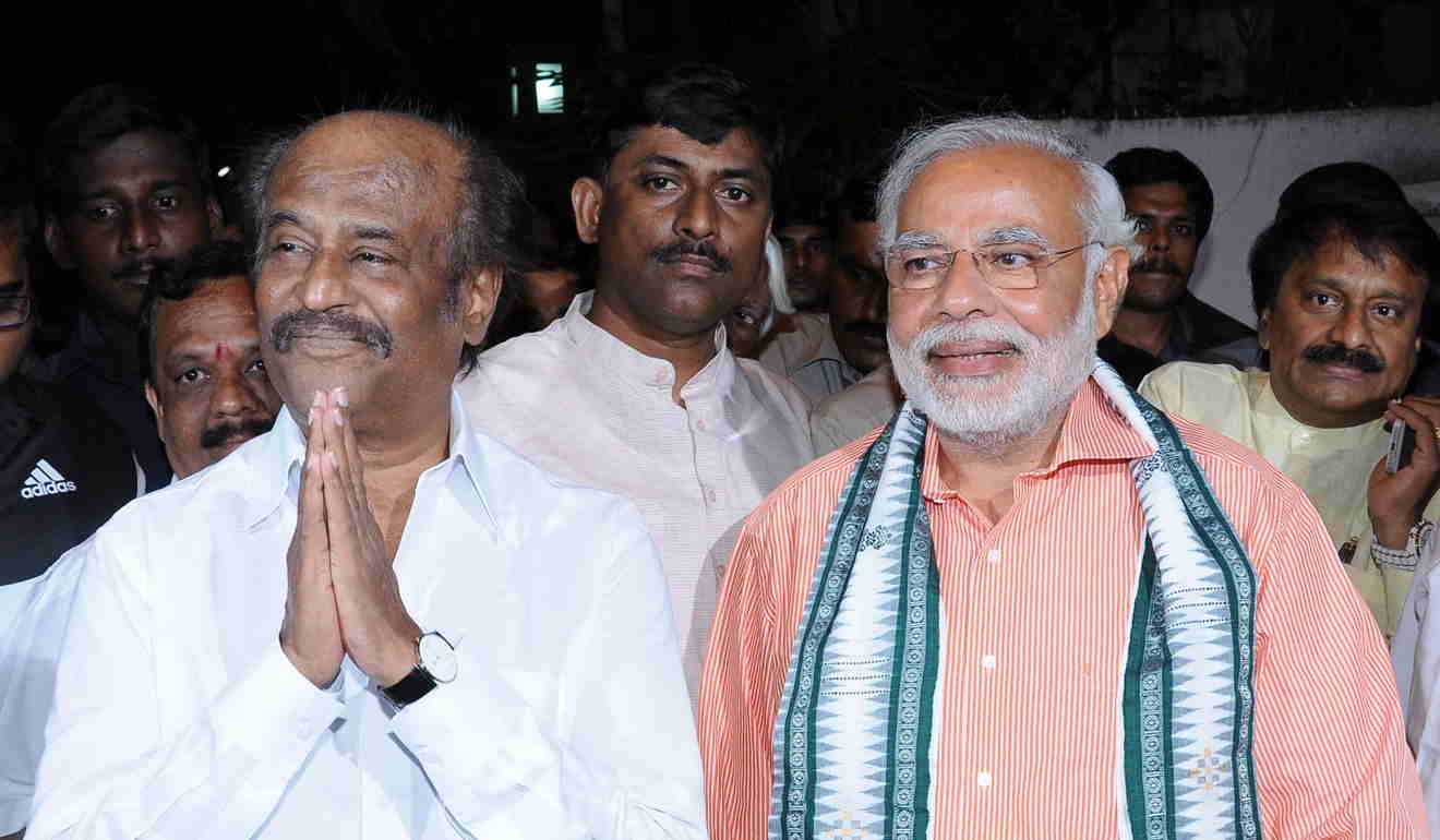 After praising Modi, Rajinikanth dropping more hints of joining active politics?