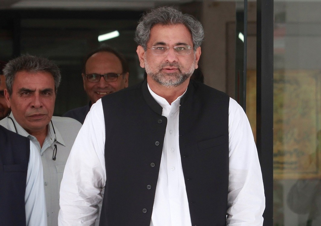 Won't accept military or political role of India in Afghanistan: Pak PM Abbasi at UN