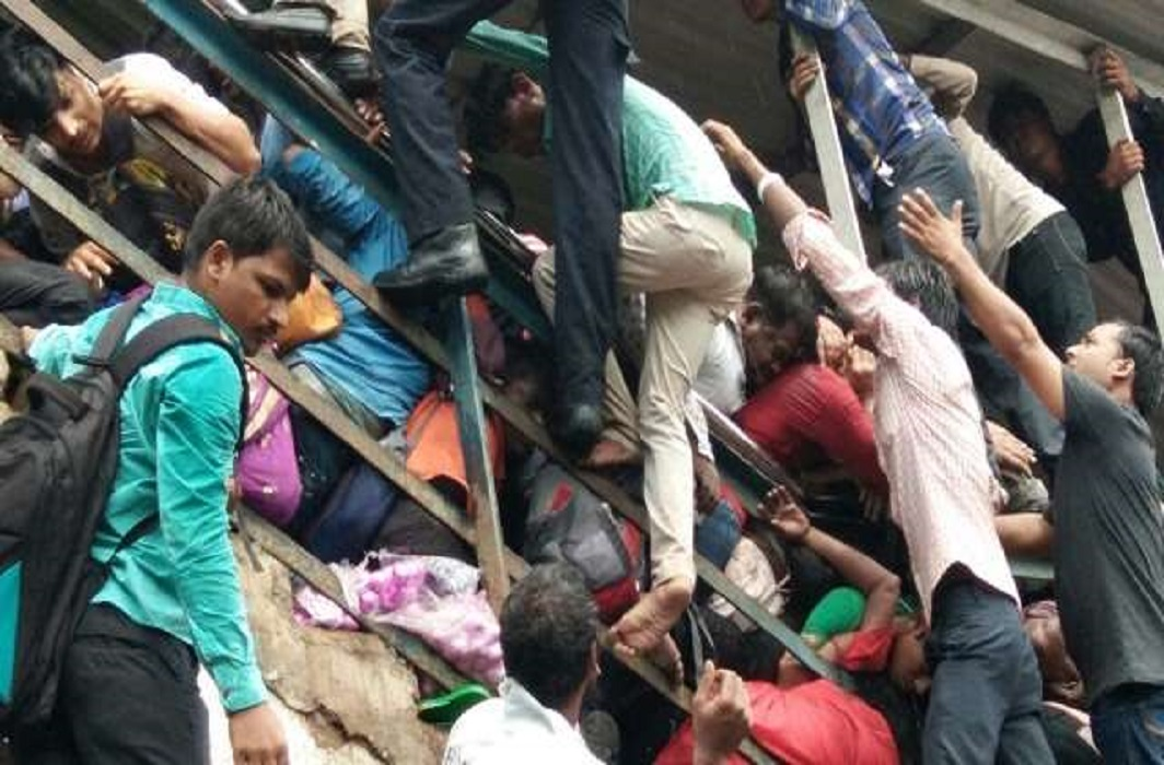 President Kovind 'anguished' by loss of lives in Elphinstone stampede