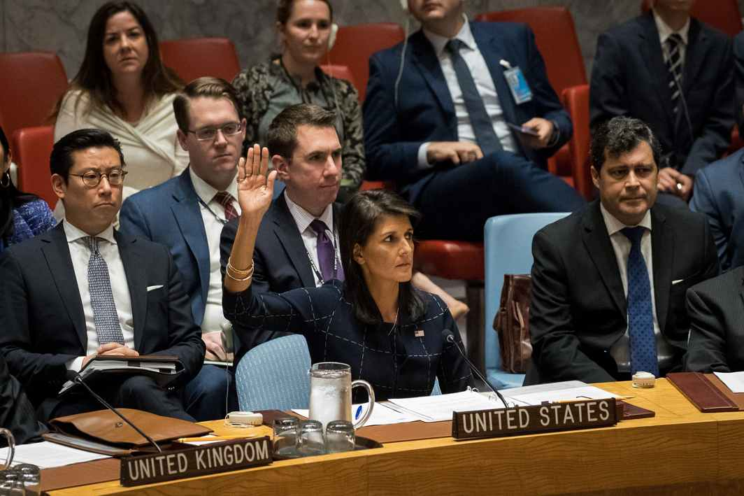 UNSC Tightens Noose around North Korea
