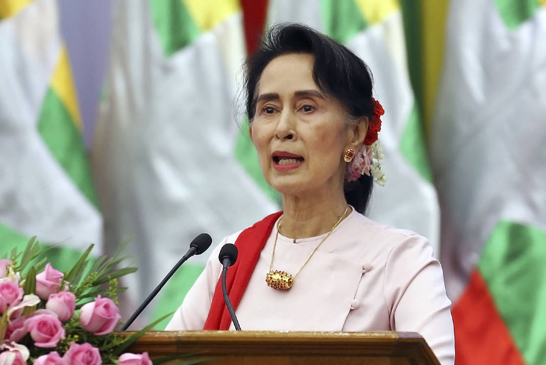 Aung Suu Kyi to skip UN General Assembly