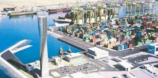Hamad port qatar