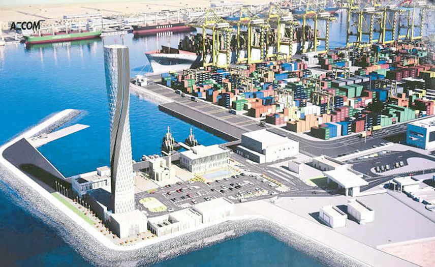 Qatar Launches Largest Port in Middle East