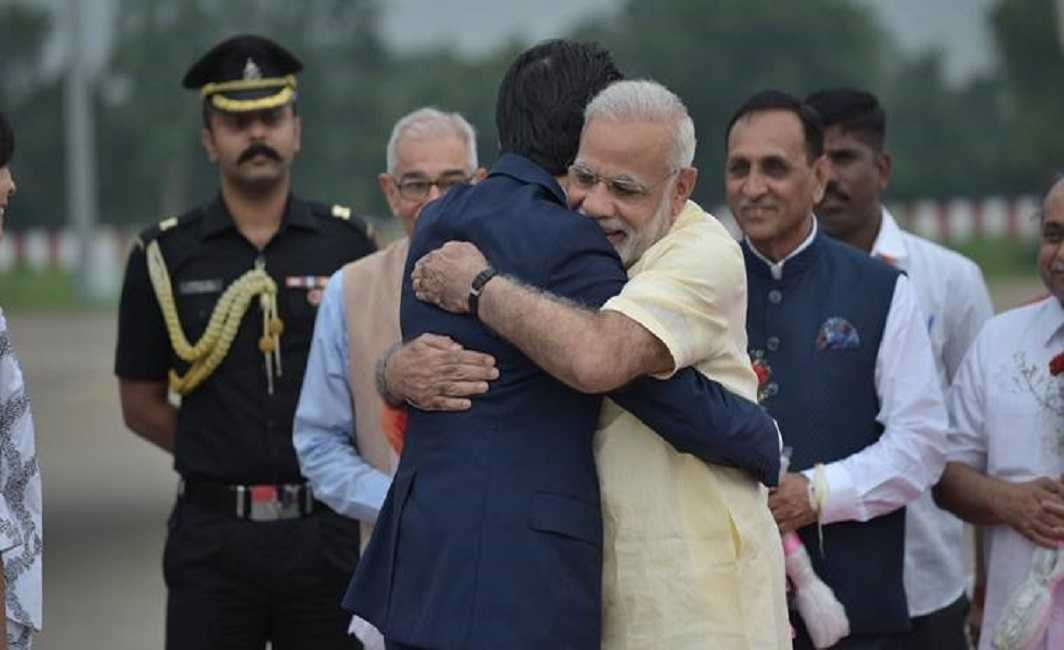 Narendra Modi to hold road show with Shinzo Abe in Ahmedabad