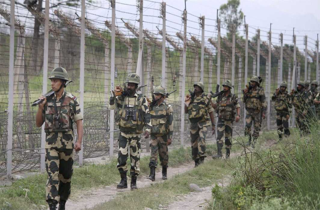 BSF unearths tunnel being dug from Pakistan side in Jammu's Arnia sector