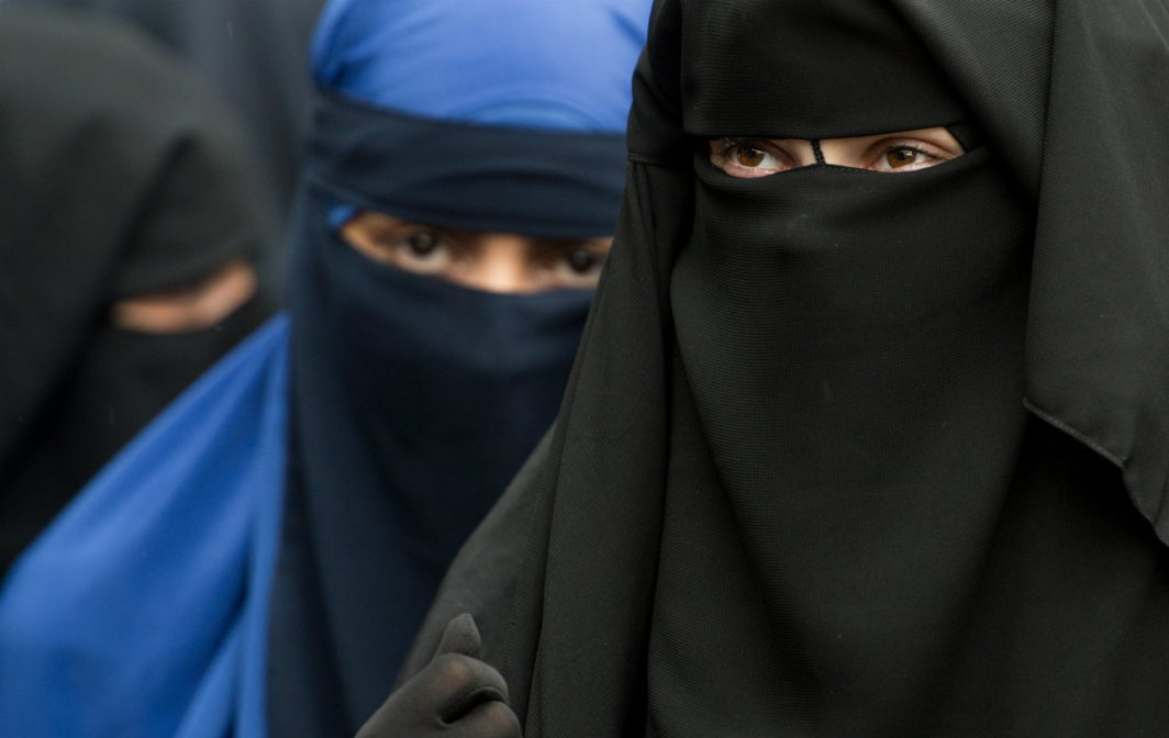 Austria Face Cover Ban Comes Into Effect