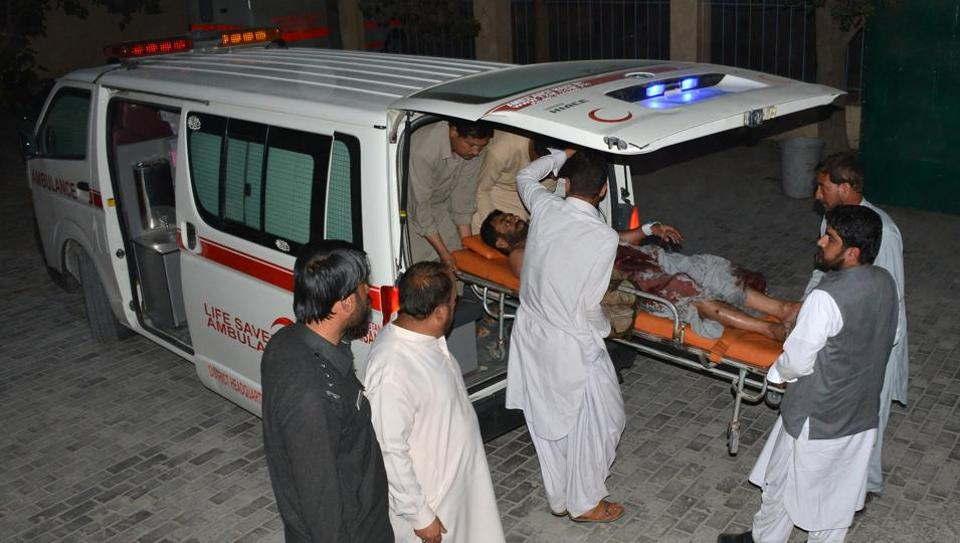 Gwadar attack