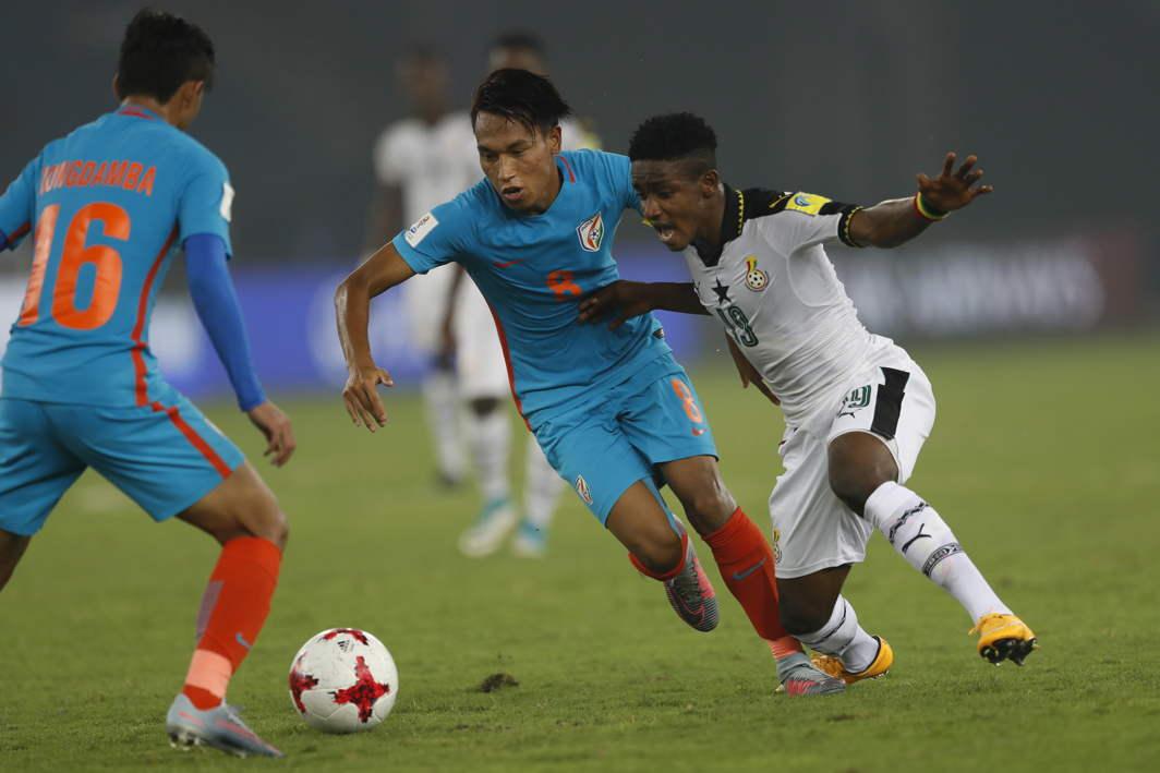 India-Ghana