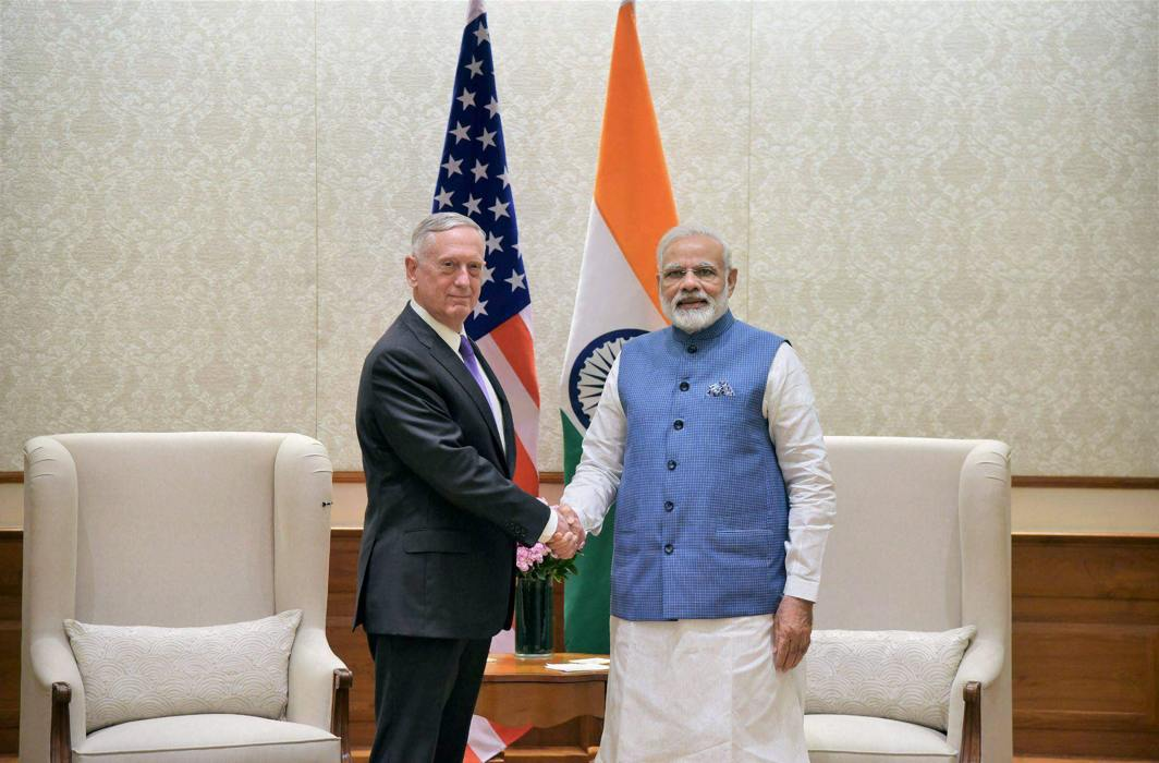 US Appreciates India's Refusal to Send Troops to Afghanistan