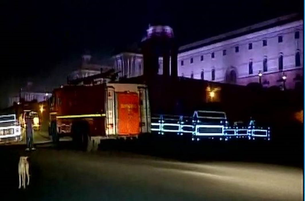 Minor fire breaks out at PMO, no damage to official records