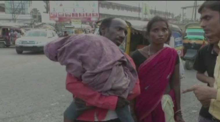 Patna: Denied ambulance by AIIMS, father carries daughter's body for 4 km
