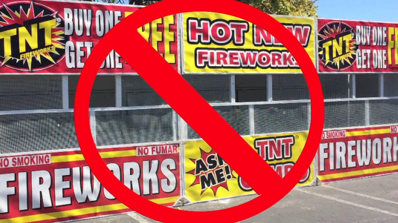 firecracker ban