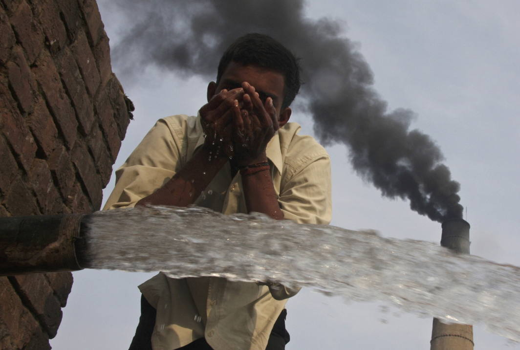 india-air-water-pollution