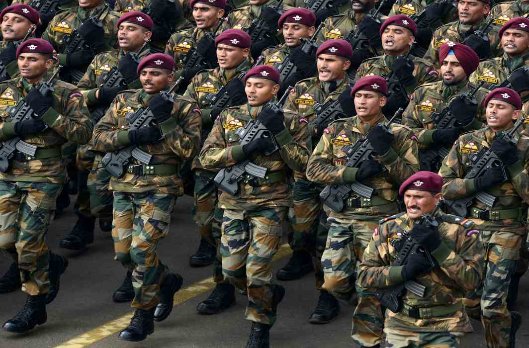 Indian Army finalizes Rs 40000 cr plan to replace ageing weapons