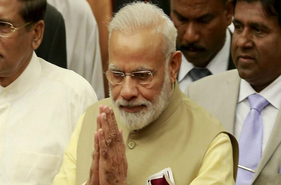 PM visits home-town Vadnagar, says 'Coming back is special'