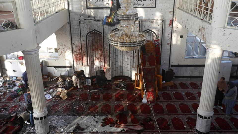 attack in mosque