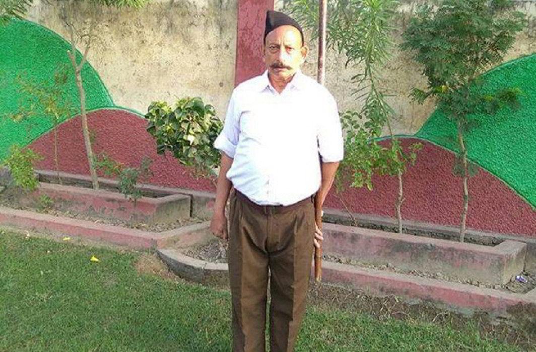 RSS leader Ravindra Gosain