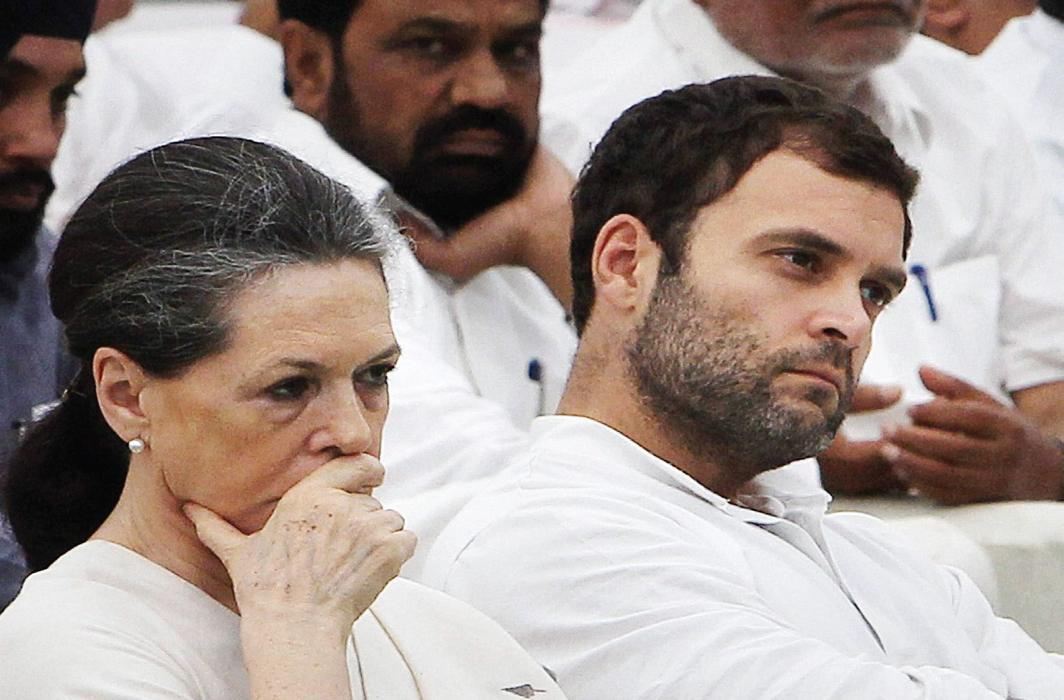 Congress must apologies for Rahul Gandhi's remark on women in RSS: Anandiben