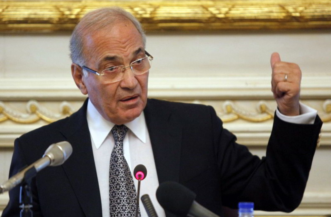 UAE prevents former Egyptian PM Ahmed Shafiq to travel out