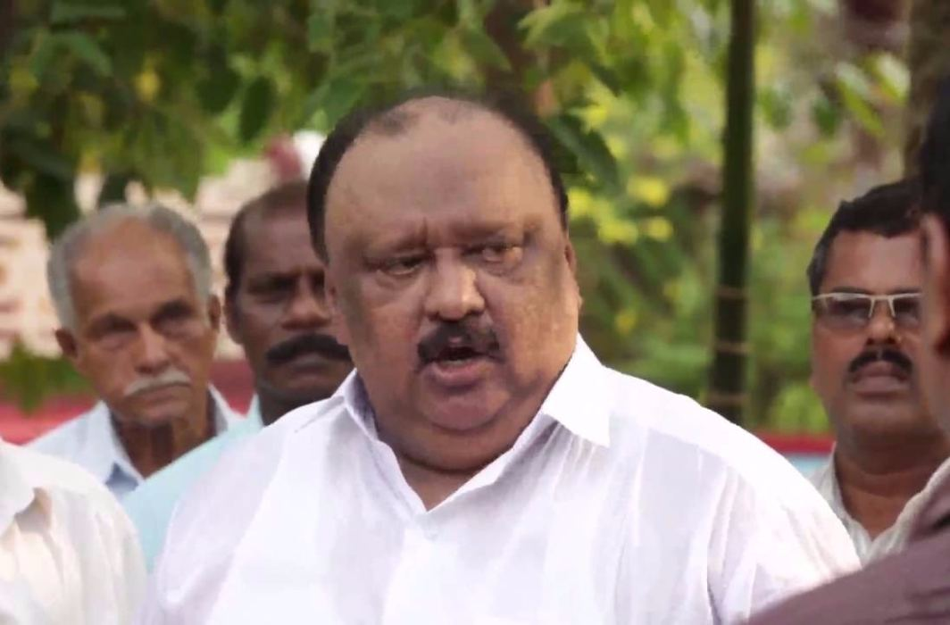 Kerala transport minister Thomas Chandy resigns amid pressure over land-grab charges