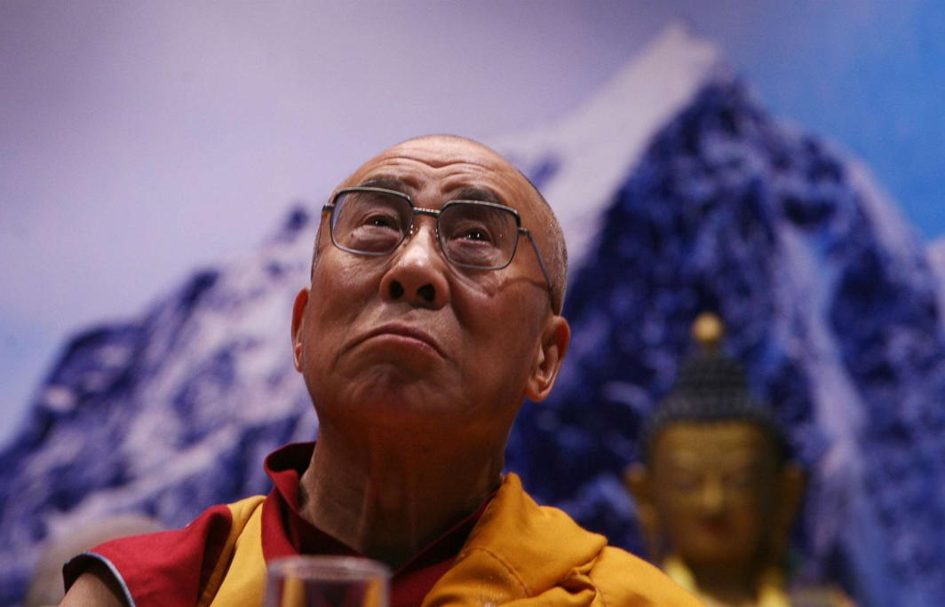 Dalai Lama: Tibet doesn't seek independence from China