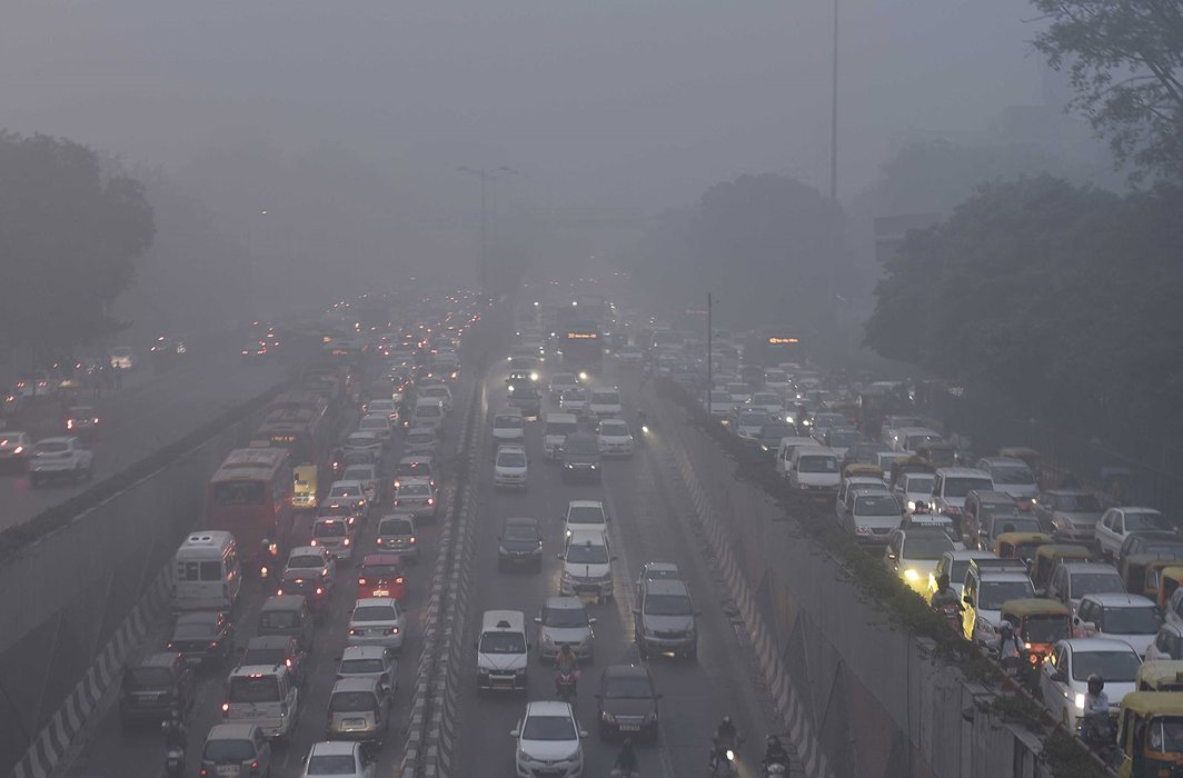 Odd-Even Traffic Scheme in Delhi from Nov 13-17, No Exemptions