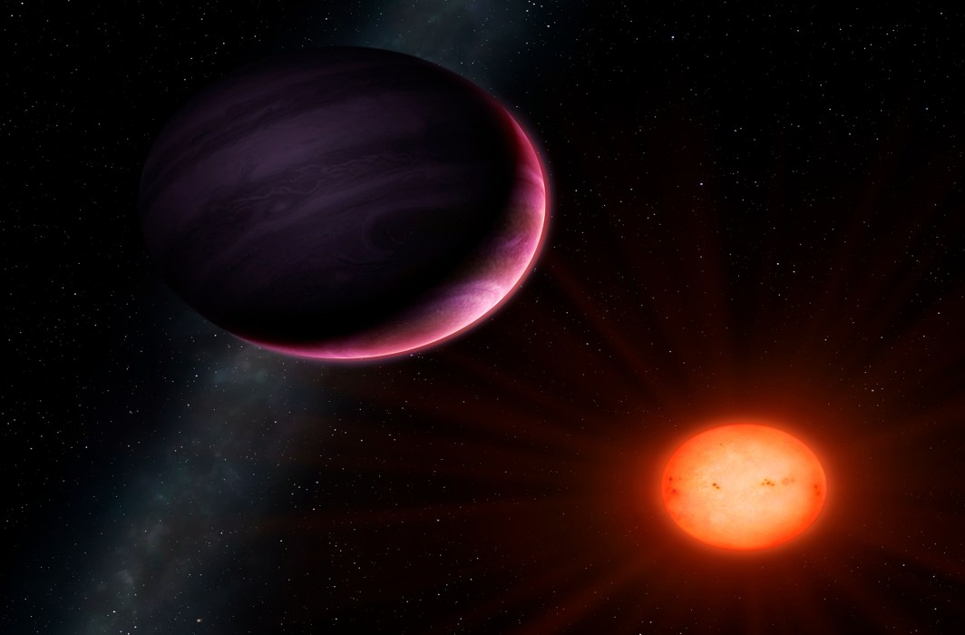 Huge 'Monster' Planet discovered that could challenge scientists' explanation of how planets form