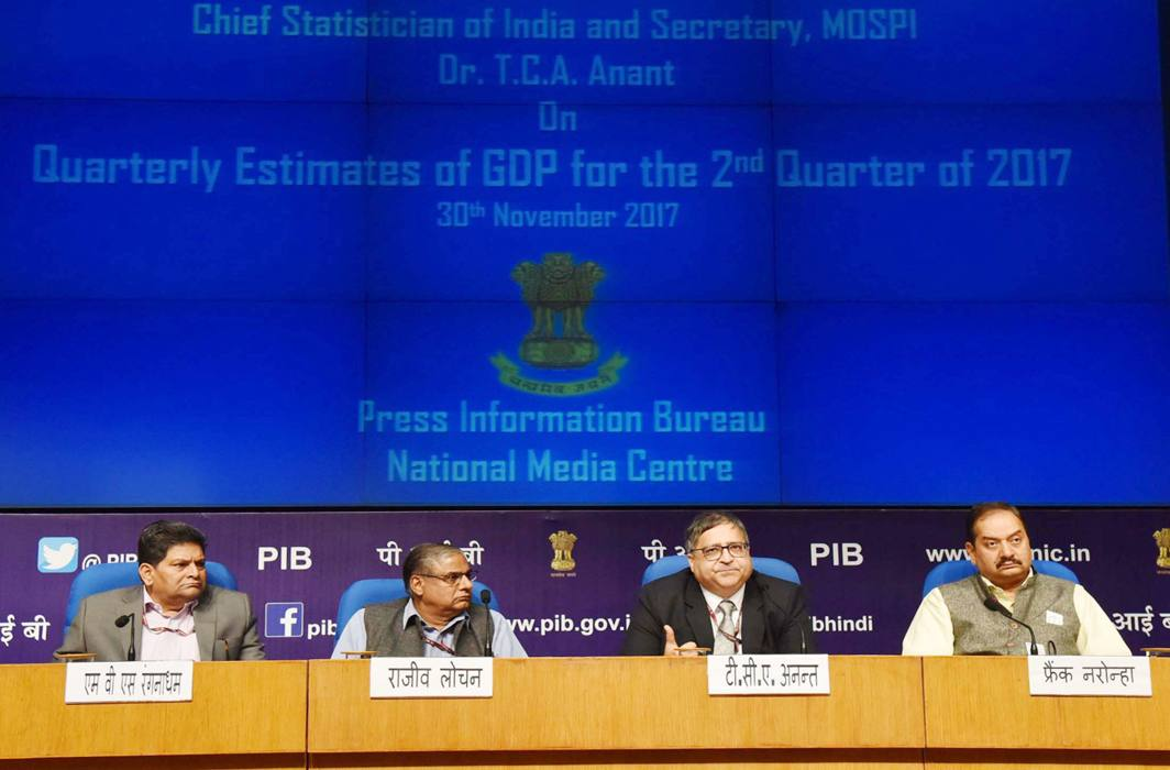 Slide in GDP growth arrested, second quarter data shows 6.3 per cent increase