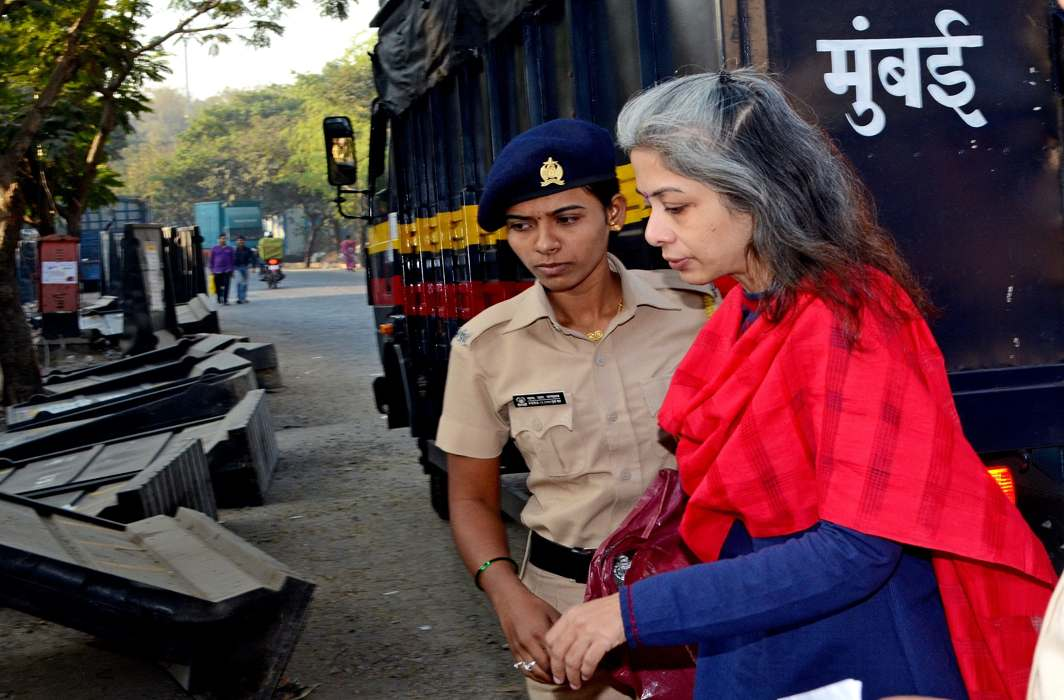 ED to quiz Indrani Mukerjea in INX Media money laundering case today