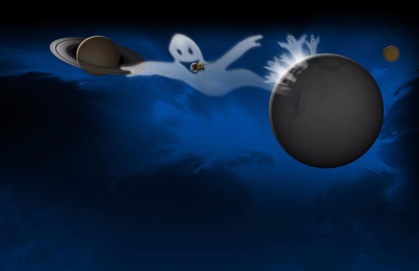 NASA Halloween