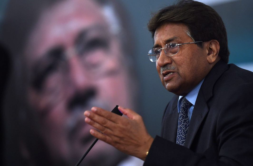 'I'm Lashkar's biggest supporter, they like me too', says Pervez Musharraf