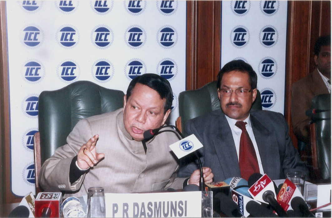 Who was Priya Ranjan Dasmunsi?