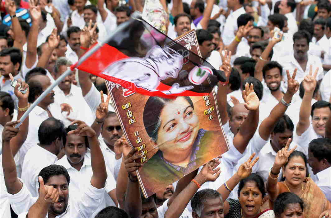 RK Nagar goes to polls on December 21