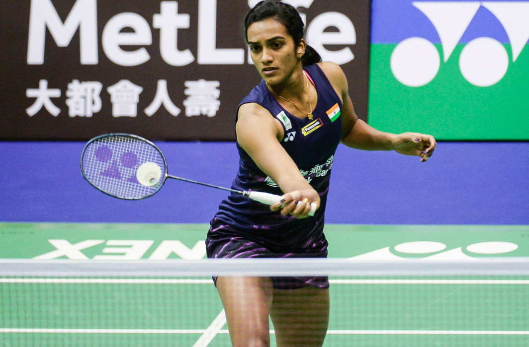 PV Sindhu advances into Hong Kong Open badminton quarterfinals