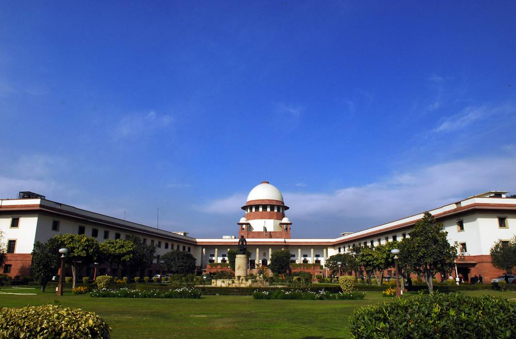 SC Rejects Petition Seeking Probe Into Alleged Judges Bribery Scam