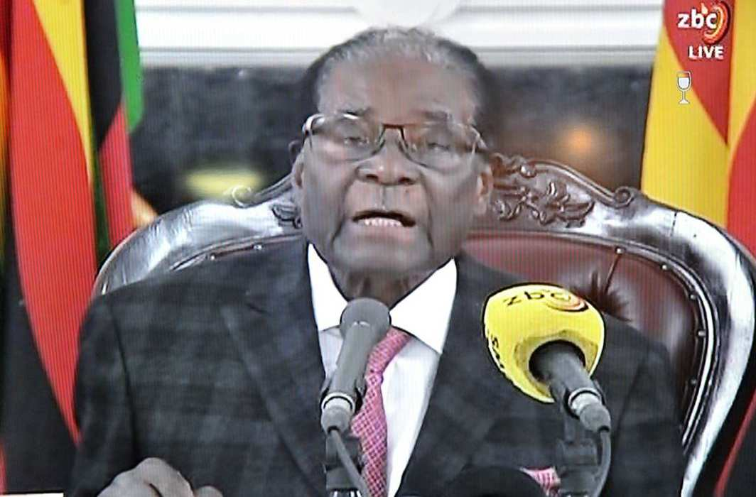 Mugabe denies to resign, may face impeachment