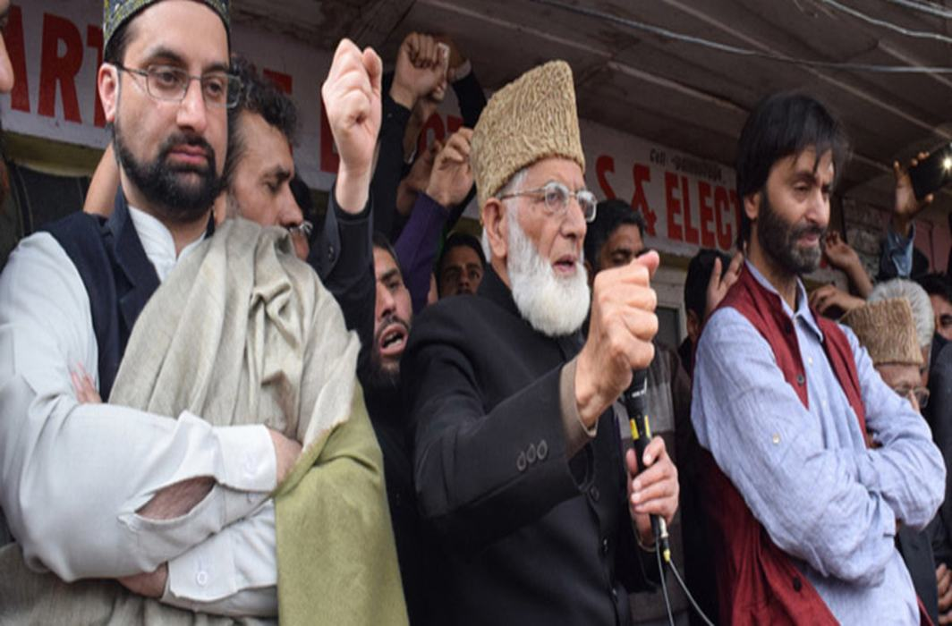 Appointment of representative is time-buying tactic: Kashmiri separatist leaders""