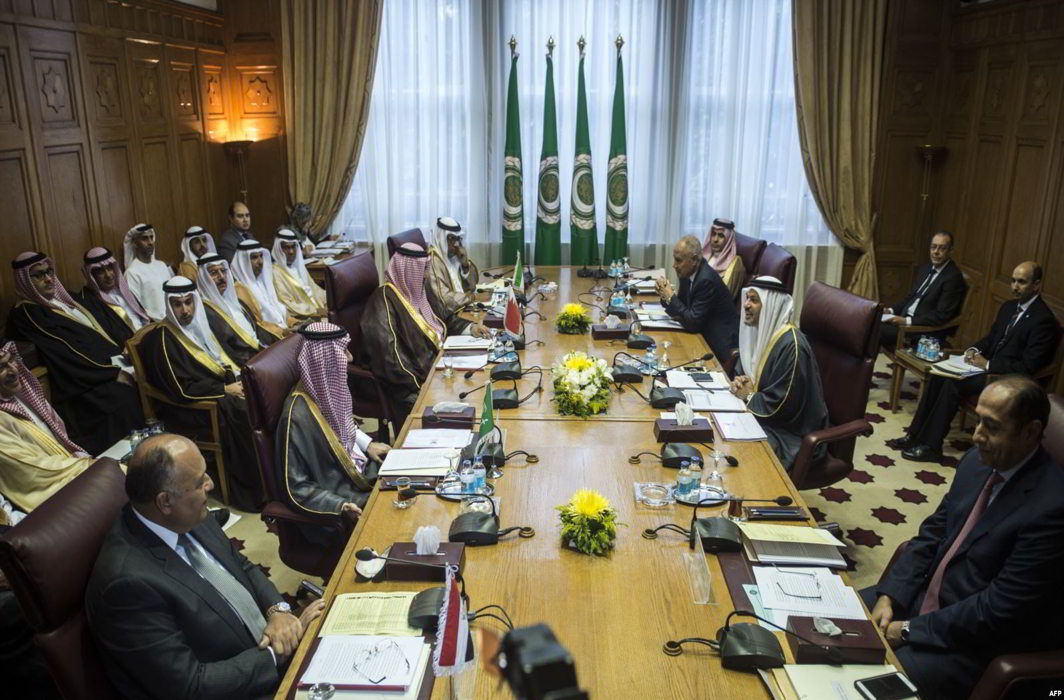 Saudi Arabia lead Arab nations in condemning Iran, Hezbollah
