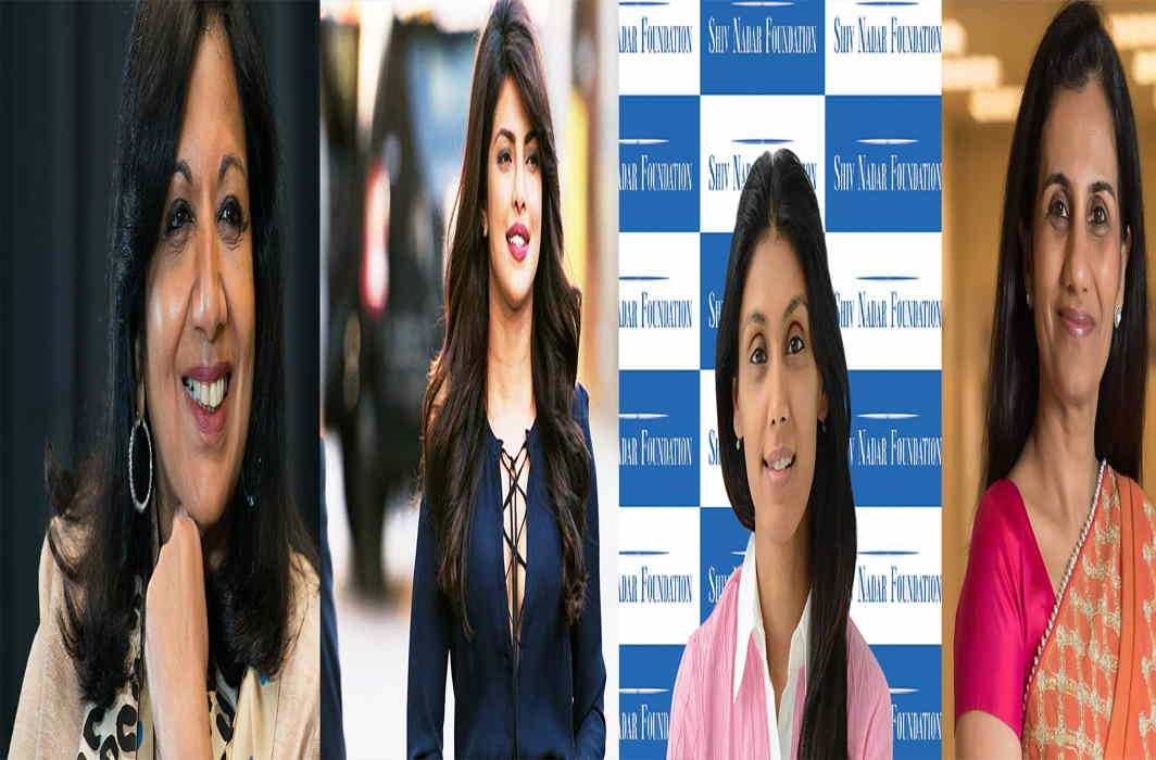 Chanda Kochhar, Priyanka Chopra in Forbes' World's Most Powerful Women List