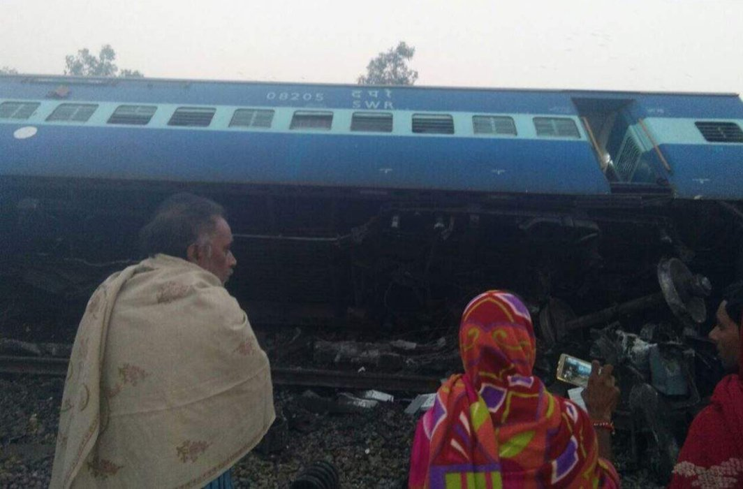 3 killed, 9 injured as passenger train derails in northern India
