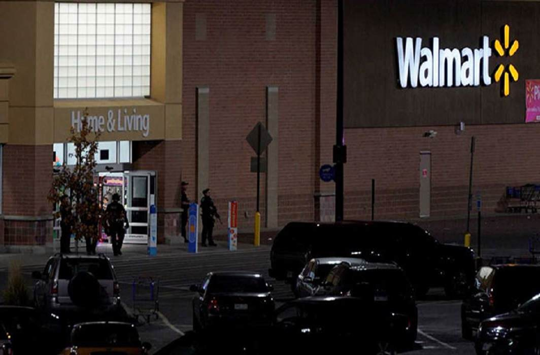 Three killed in shooting inside Walmart store in Colorado, police hunt for suspects
