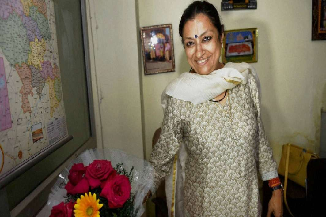 Congress MLA Asha Kumari, booked for slapping woman cop, files counter complaint